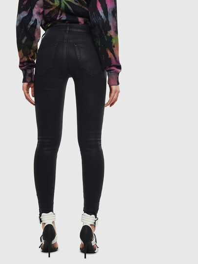 Diesel - Slandy 069JT, Black/Dark grey - Jeans - Image 2