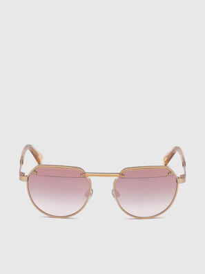 DL0260, Pink - Sunglasses
