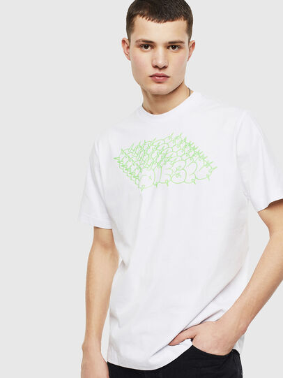 Diesel - T-JUST-T20,  - T-Shirts - Image 1