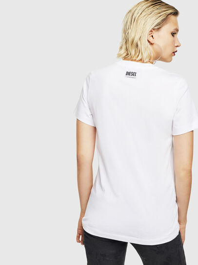 Diesel - T-SILY-YB,  - T-Shirts - Image 2