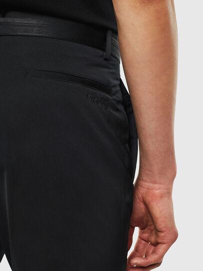 Diesel - P-LOST-NP, Black - Pants - Image 5