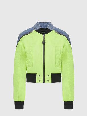 G-DANIEL, Blue/Green - Jackets
