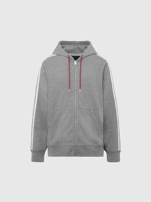 UMLT-BRANDON-Z, Light Grey - Sweaters