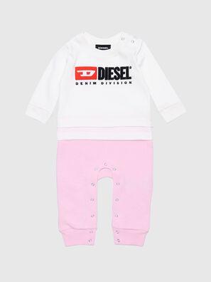 JENGYDIV-NB, White/Pink - Jumpsuits