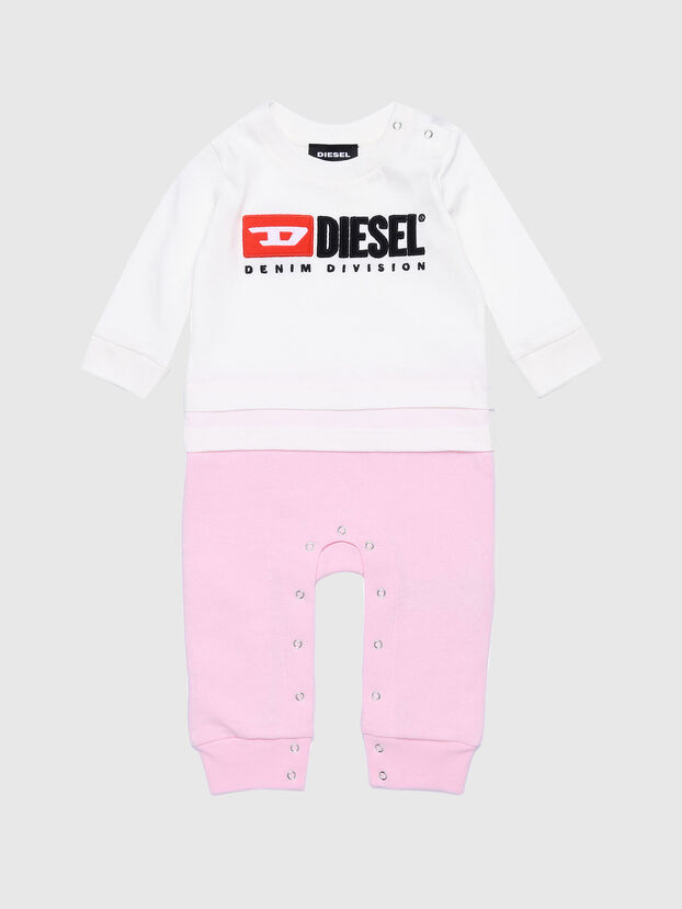 JENGYDIV-NB, White/Pink - Jumpsuits