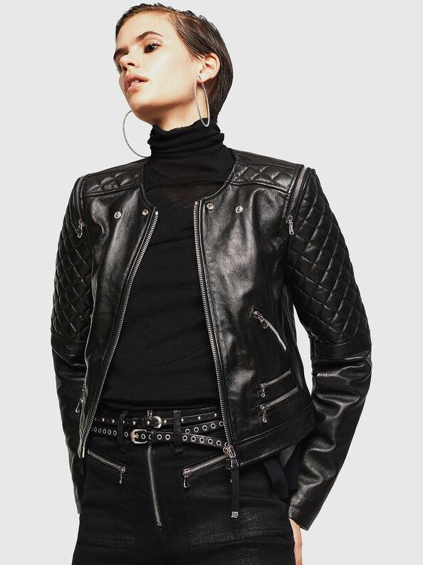 LIVIA,  - Leather jackets