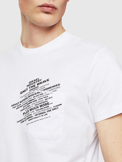 Diesel - T-WORKY-S1,  - T-Shirts - Image 3