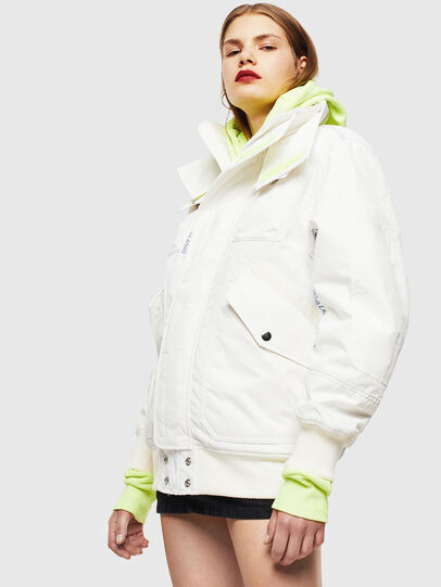 Diesel - W-OKSO,  - Winter Jackets - Image 2