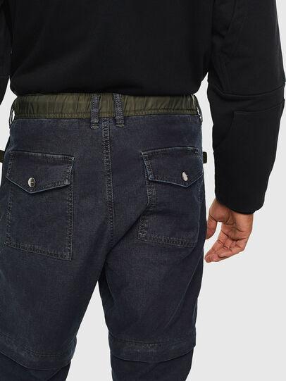 Diesel - D-Everi JoggJeans 009BI, Dark Blue - Jeans - Image 4