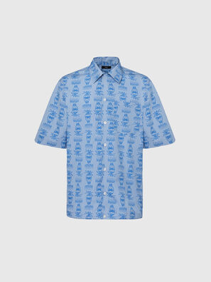 S-ROHAD-C, Light Blue - Shirts