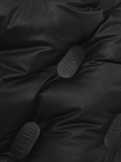 Diesel - REBUTYA ME, Black - Crossbody Bags - Image 6