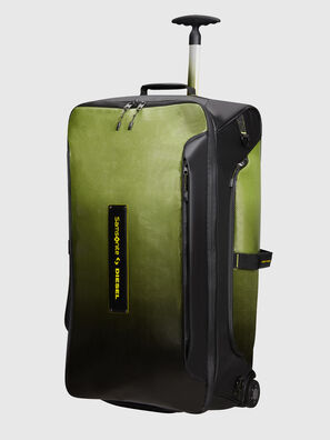 KA2*69010 - PARADIVE, Black/Yellow - Duffles with wheels