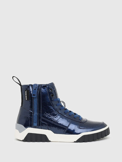 Diesel - S-RUA MC W, Blue - Sneakers - Image 1
