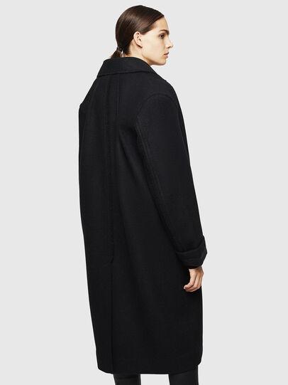 Diesel - W-MALIN, Black - Winter Jackets - Image 2