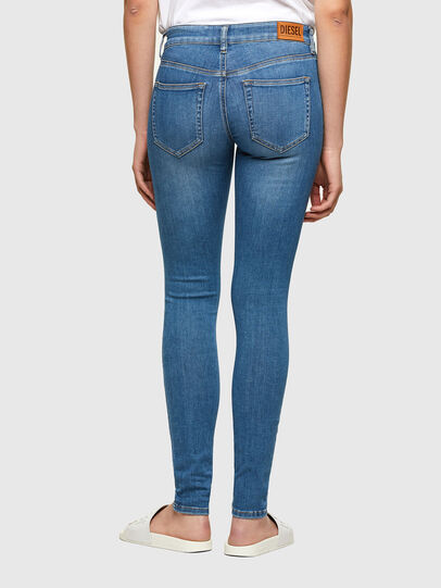Diesel - Slandy 069RR, Light Blue - Jeans - Image 2