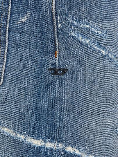 Diesel - D-Reggy 0097B, Medium blue - Jeans - Image 4
