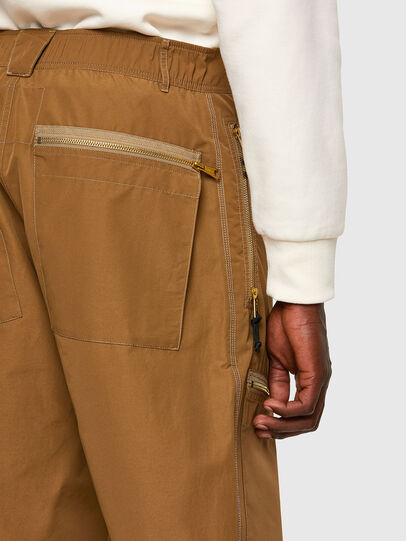 Diesel - P-AMBRIDGE, Brown - Pants - Image 3
