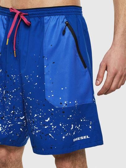 Diesel - BMBX-TUNAPO, Brilliant Blue - Swim shorts - Image 4