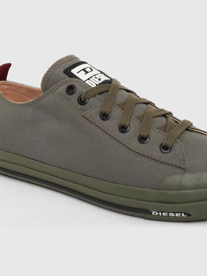 Diesel - S-ASTICO LOW CUT, Dark grey - Sneakers - Image 4