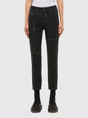 D-Joy 009KY, Black/Dark grey - Jeans