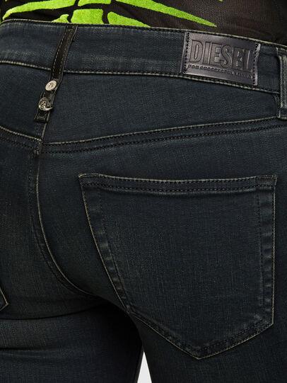 Diesel - Slandy 009QG, Dark Blue - Jeans - Image 4