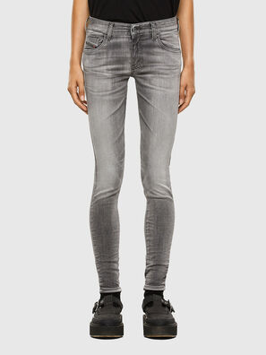 Slandy Low 009FD, Light Grey - Jeans