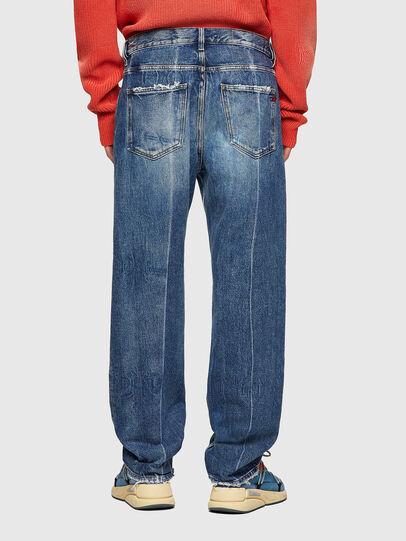 Diesel - D-Macs 09A25, Medium blue - Jeans - Image 2