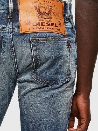 Diesel - D-Strukt 009NI, Medium blue - Jeans - Image 5