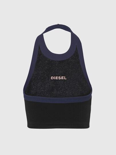 Diesel - UFTK-ASHLY, Black - Tops - Image 2