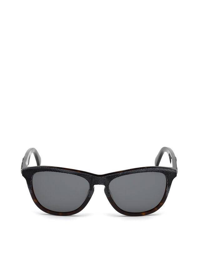 Diesel - DM0192, Dark Blue - Eyewear - Image 1