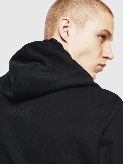 Diesel - S-GIRK-HOOD-J2,  - Sweaters - Image 3