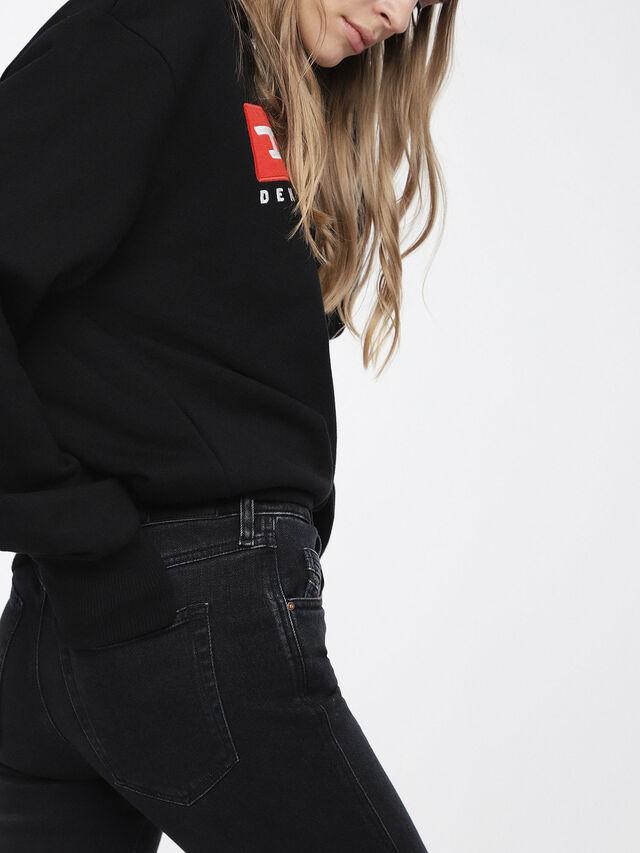 Diesel - Babhila 084NX, Black/Dark grey - Jeans - Image 2