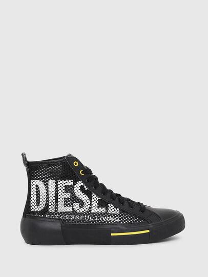 Diesel - S-DESE MID CUT, Black/Yellow - Sneakers - Image 1