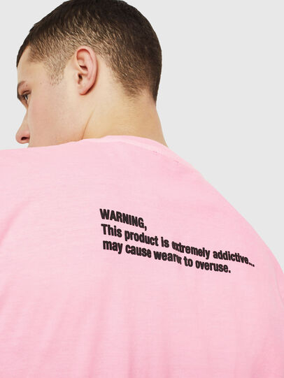 Diesel - T-JUST-NEON,  - T-Shirts - Image 7