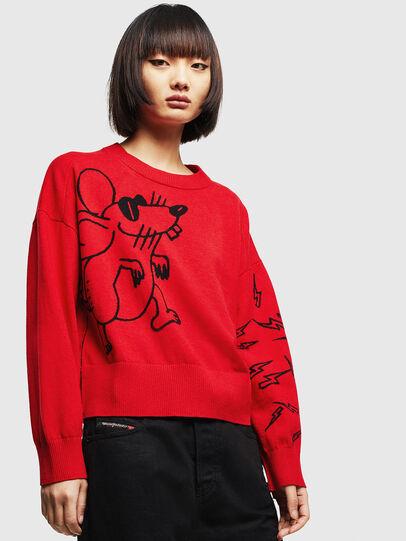 Diesel - CL-M-TESS,  - Knitwear - Image 1