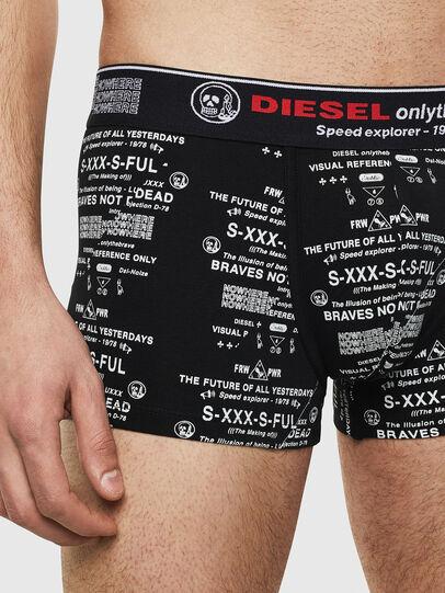Diesel - UMBX-DAMIENTHREEPACK, Black/White - Trunks - Image 4