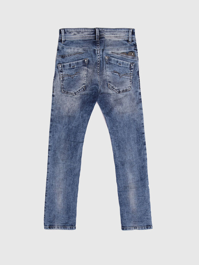 KIDS DARRON-R-J-N, Light Blue - Jeans - Image 2