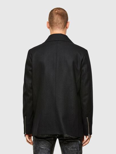 Diesel - W-BOND, Black - Winter Jackets - Image 2