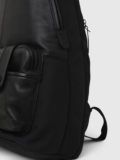 Diesel - MONTEKKIO, Black - Backpacks - Image 5