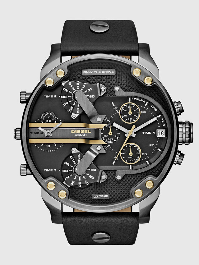 Diesel DZ7348 MR DADDY 2.0, Black - Timeframes - Image 1