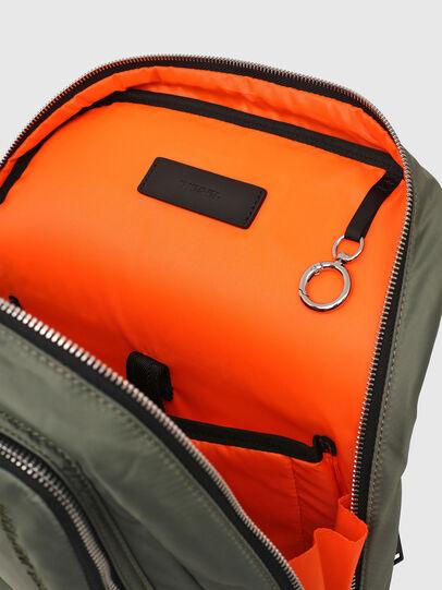 Diesel - TROPHY, Green - Backpacks - Image 4
