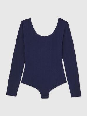 UFBY-BODY-LS, Dark Blue - Bodysuits