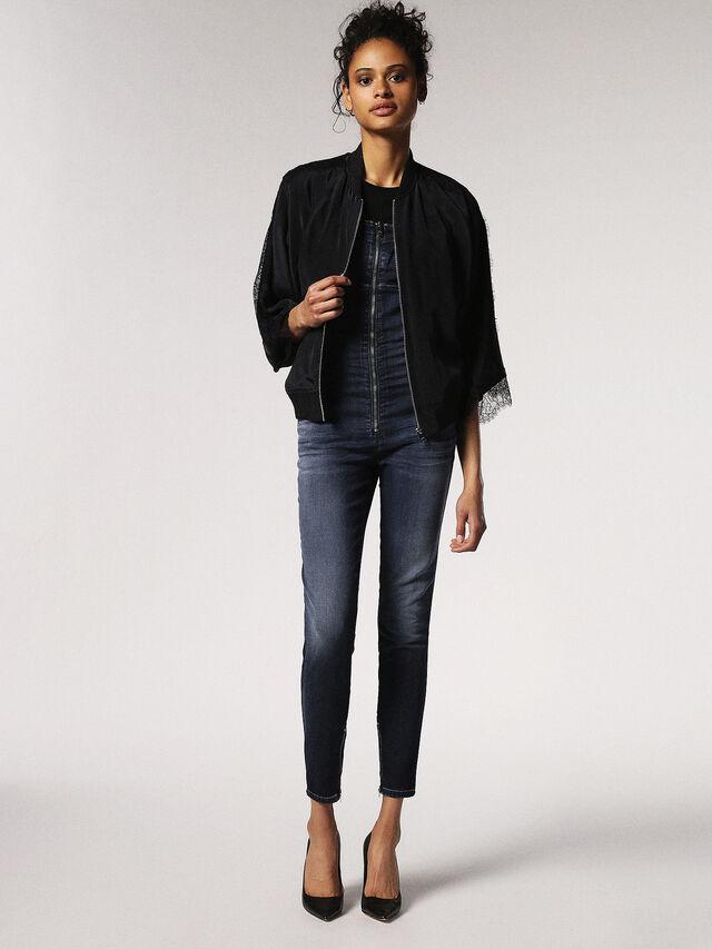 Diesel ZEPPEL JOGGJEANS, Blue Jeans - Jumpsuits - Image 4