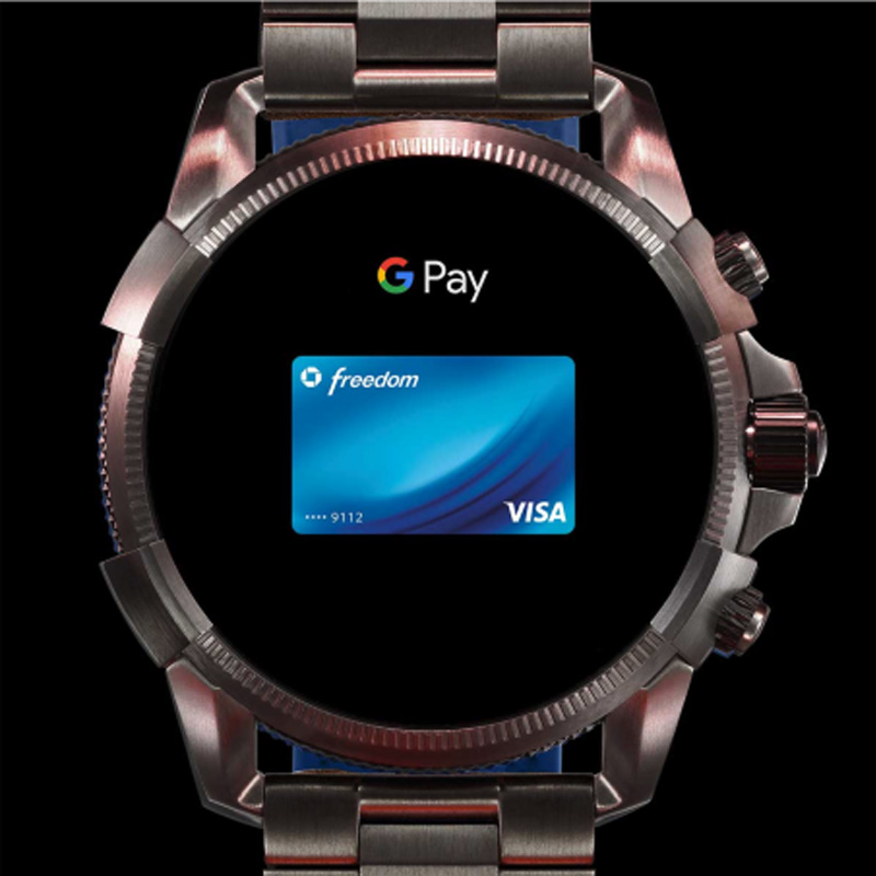 Diesel Smartwatches Functionality NFC PAYMENTS